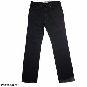 Lee Premium Select Straight Leg Jeans Size 34x34